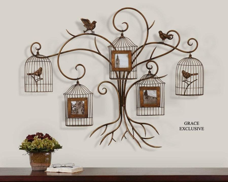 wrought iron wall decor ideas in 2019 | Wrought iron wall ...