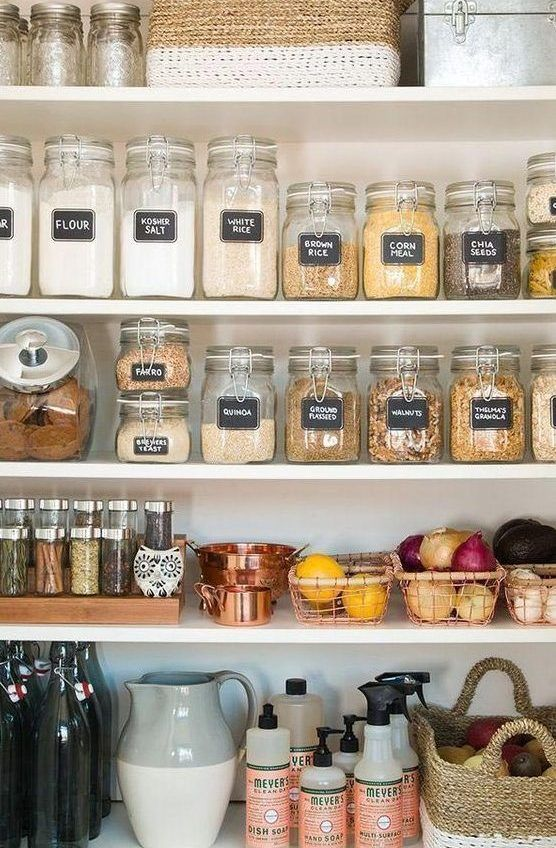 Pin von Polly Miller auf Traum Haus | Pinterest | Küchenorganisation ...