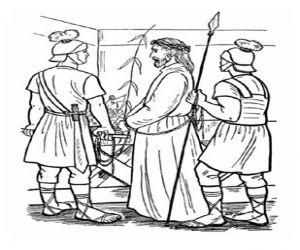 ausmalbilder ostern jesus ausdrucken | bibel malvorlagen
