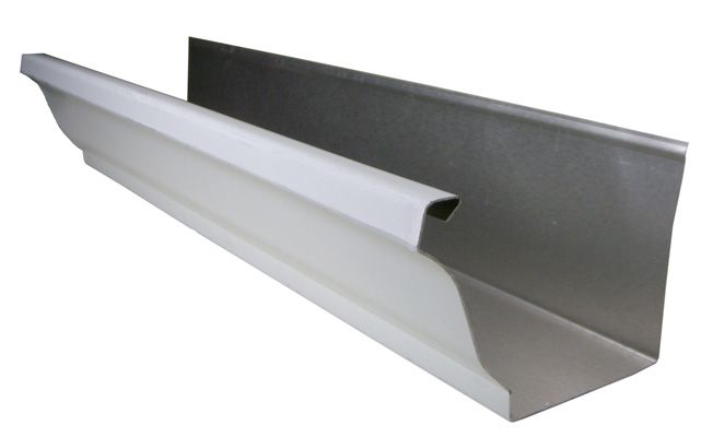 Types Of Gutters And Costs Diy Gutters Gutters Gutter Profiles