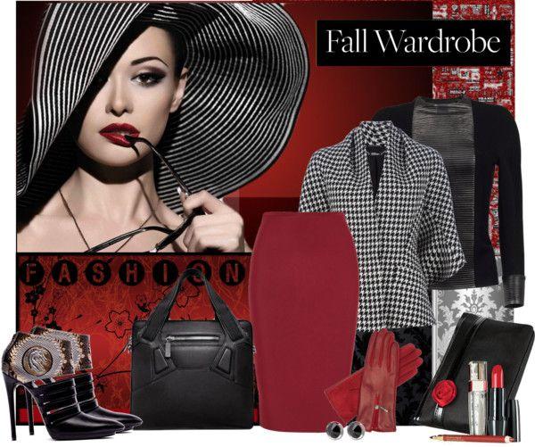 """fall wardrobe"" by wtushiszofran on Polyvore"