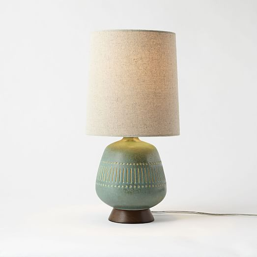 Mid century table lamp jar west elm furn furn furn till daddy mid century table lamp jar west elm aloadofball Choice Image