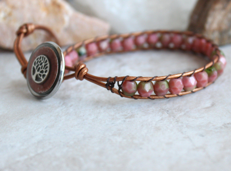Tree Bracelet Nature Jewelry