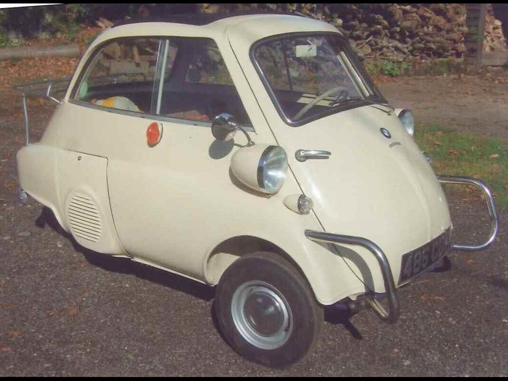BMW ISETTA for sale | Classic Cars For Sale, UK | Classic cars ...