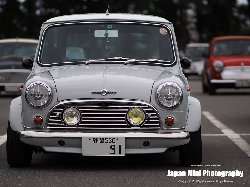 Mini Japan Photography Mini Morris Classic Mini Mini Cars