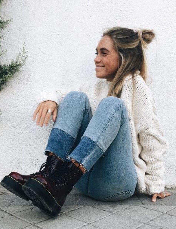 Dr. Martens Jadon Platform 8 Eye Boot | Shoes in 2019