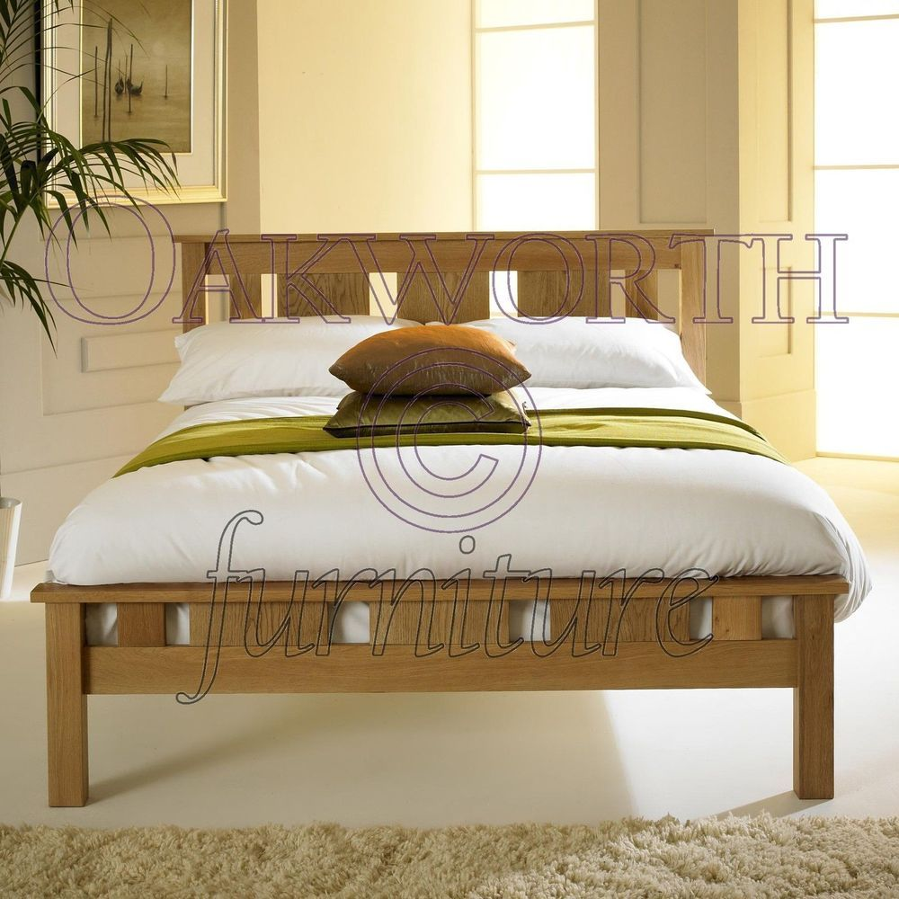 lyon solid oak bed frame solid oak beds oak bed frame and oak beds