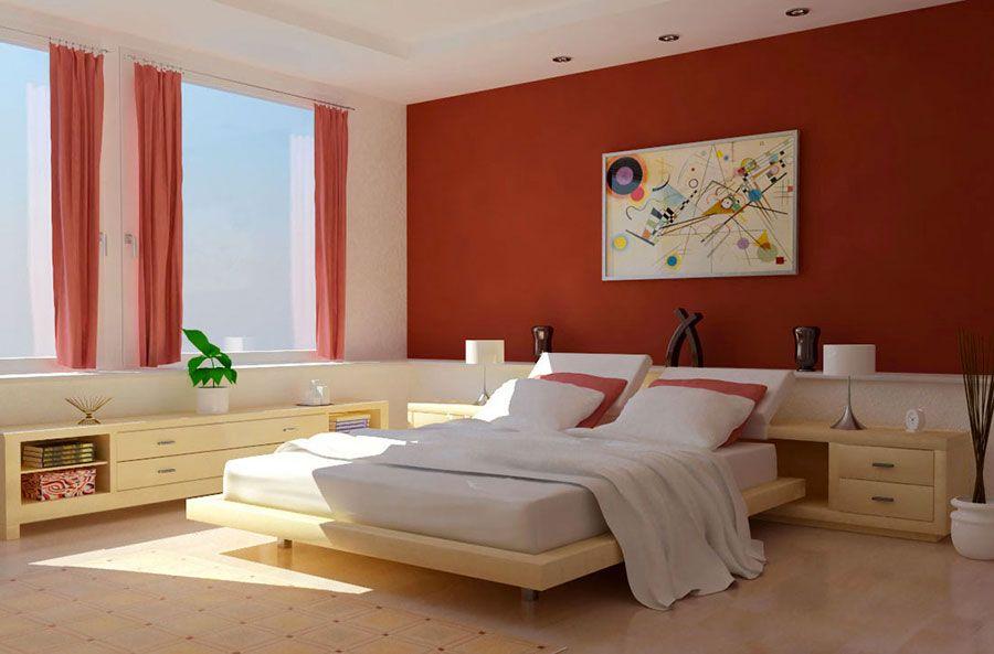 40 Idee per Colori di Pareti per la Camera da Letto | Pinterest