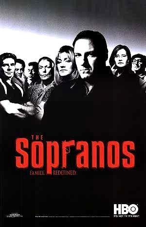 The Sopranos Sopranos Movie Best Tv Shows Sopranos Poster