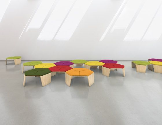 Brunner Plot Complemented By Tables And Stools Http://www.brunner Group.com/en/products/products Alphabetically/plot.html  | Lounge | Pinterest