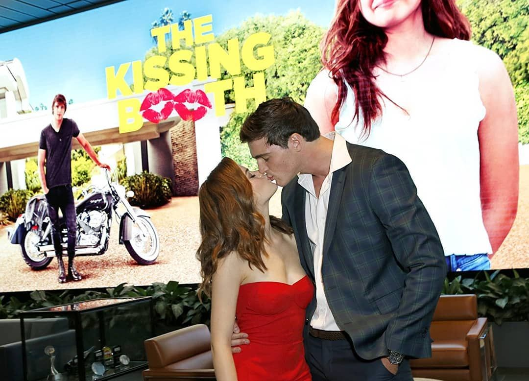 Pin Em The Kissing Booth