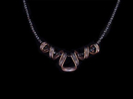 Pendants at De Novo Fine Contemporary Jewelry, Palo Alto, CA