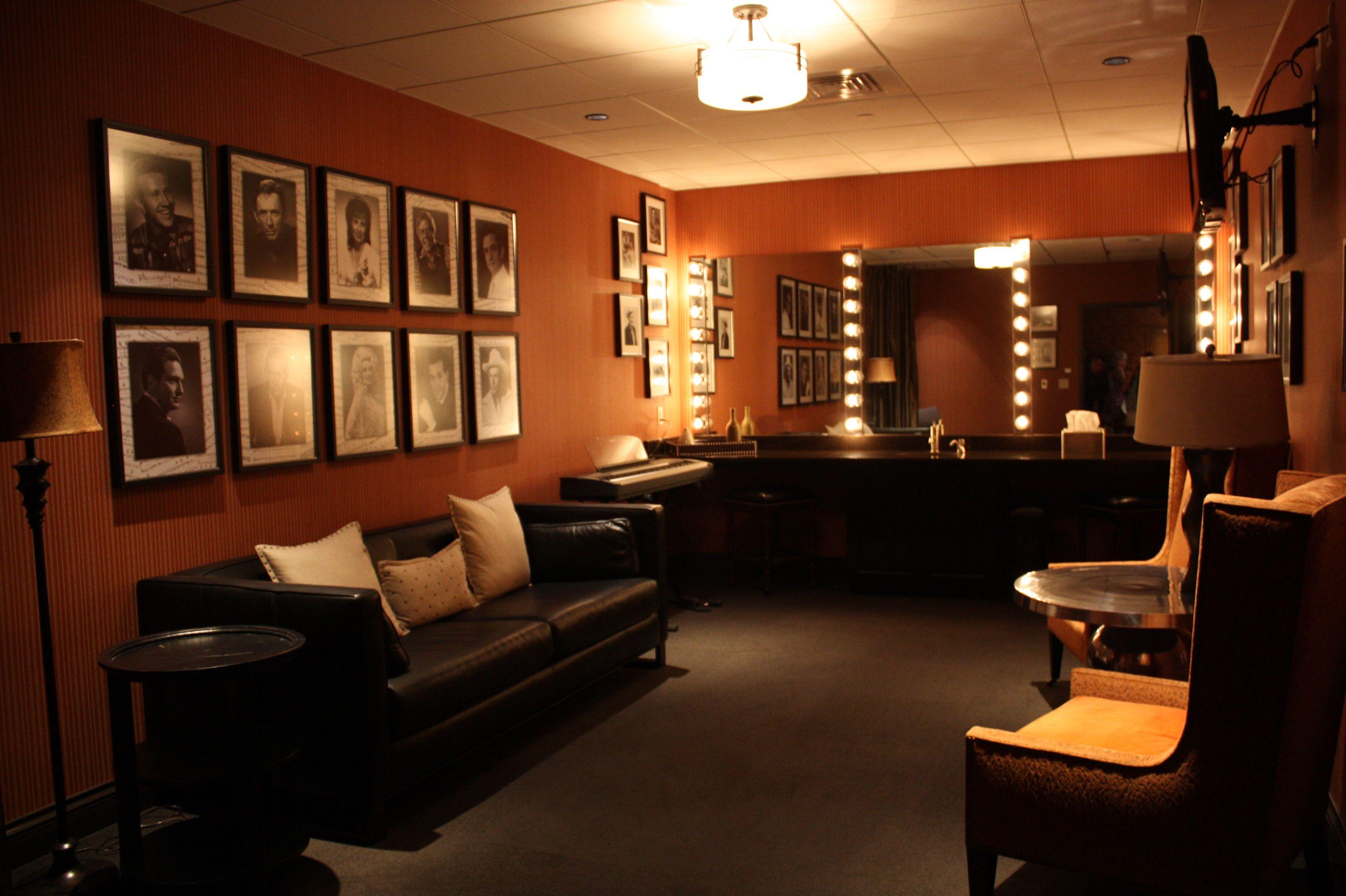 backstage dressing rooms - bing images | gcc green room