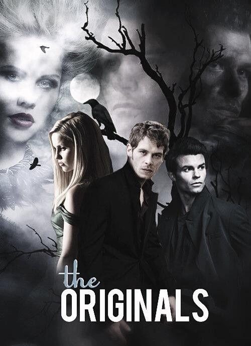 Vampire Diaries Fan Poster | The Originals | The originals ...