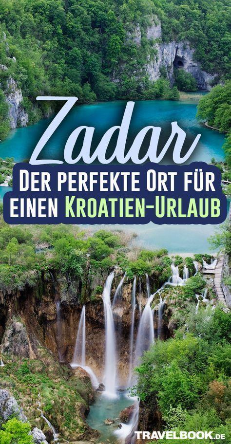 Zadar: la ciudad del parque nacional de Croacia