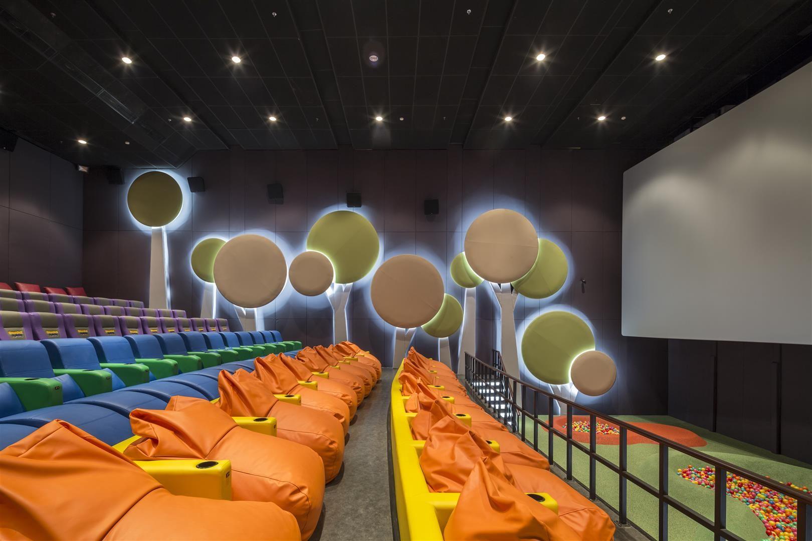 Cinemaxx Junior Theatre at Karawaci - Indonesia by DP Design