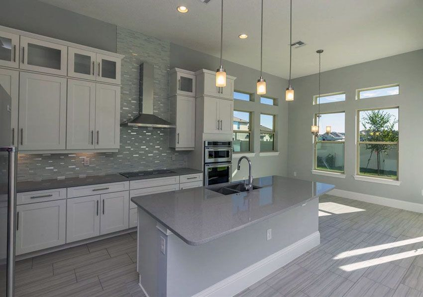 30 Gray And White Kitchen Ideas Gray White Kitchen Kitchen