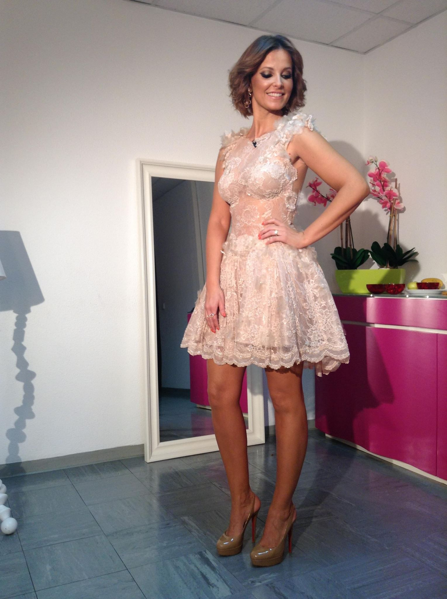 Micaela Oliveira #dress   Micaela Oliveira   Pinterest