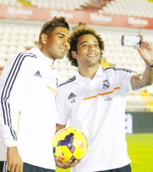Casimiro y Marcelo