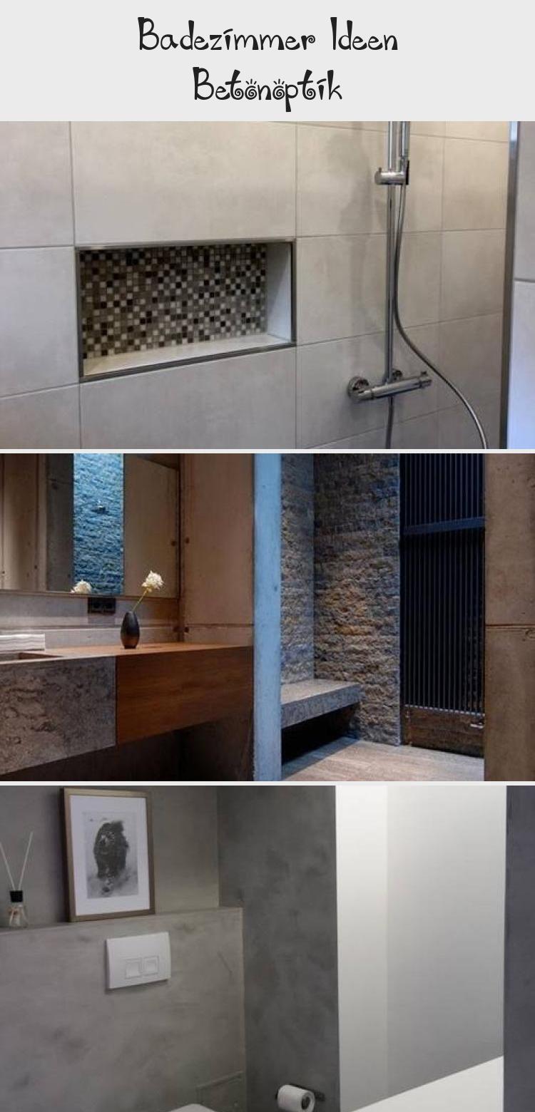 Badezimmer Ideen Betonoptik Badezimmer Betonoptik Badezimmerideen