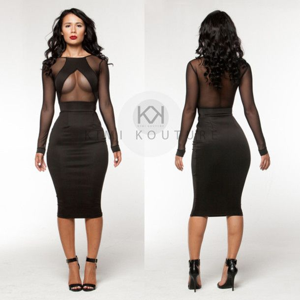 Dress, $139 at kimikouture.com - Wheretoget | Sexy, Classy and ...