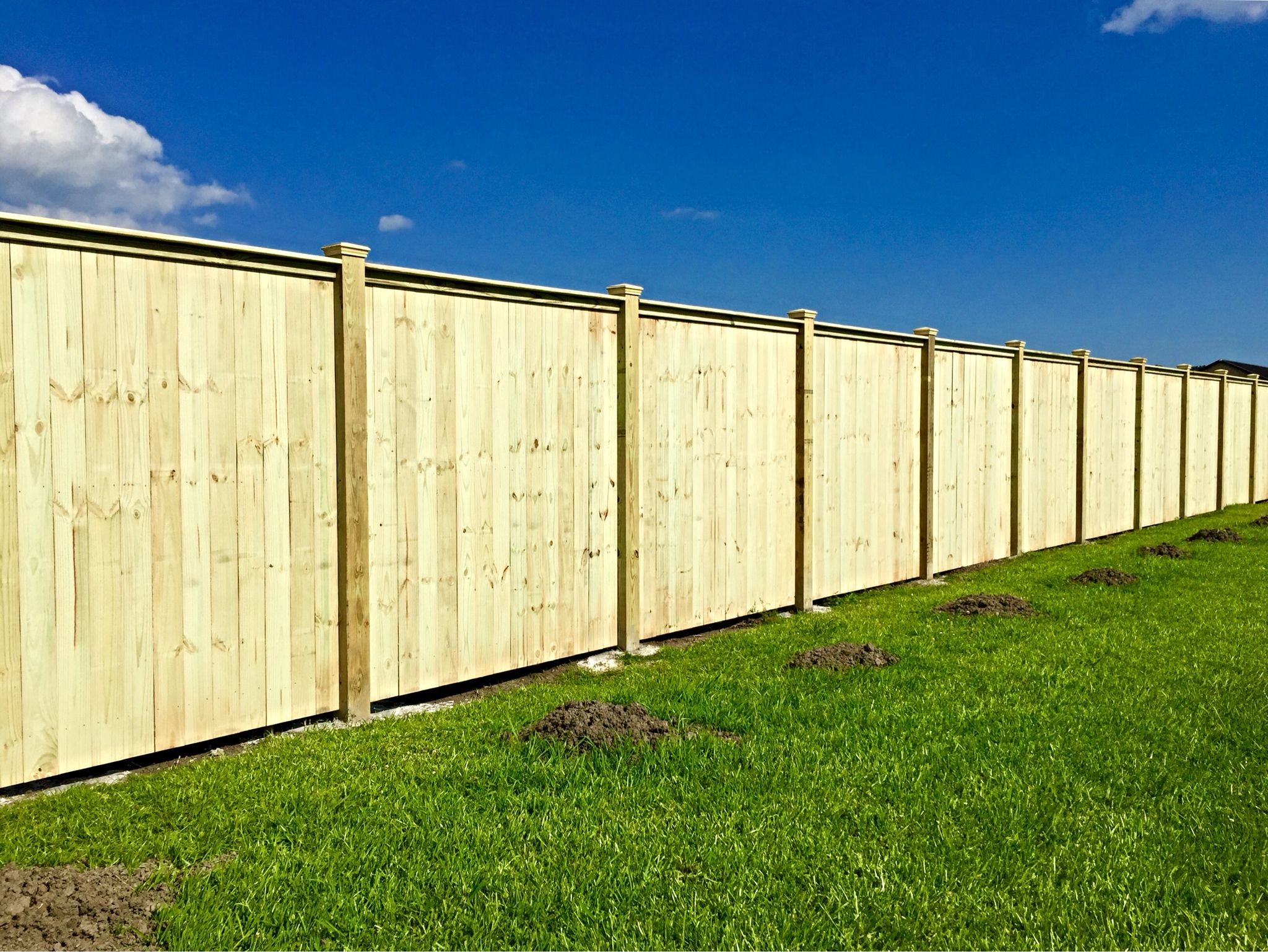 Benoit Fence Of Houma Inc 8 Ft Tall Privacy Www Benoitfence
