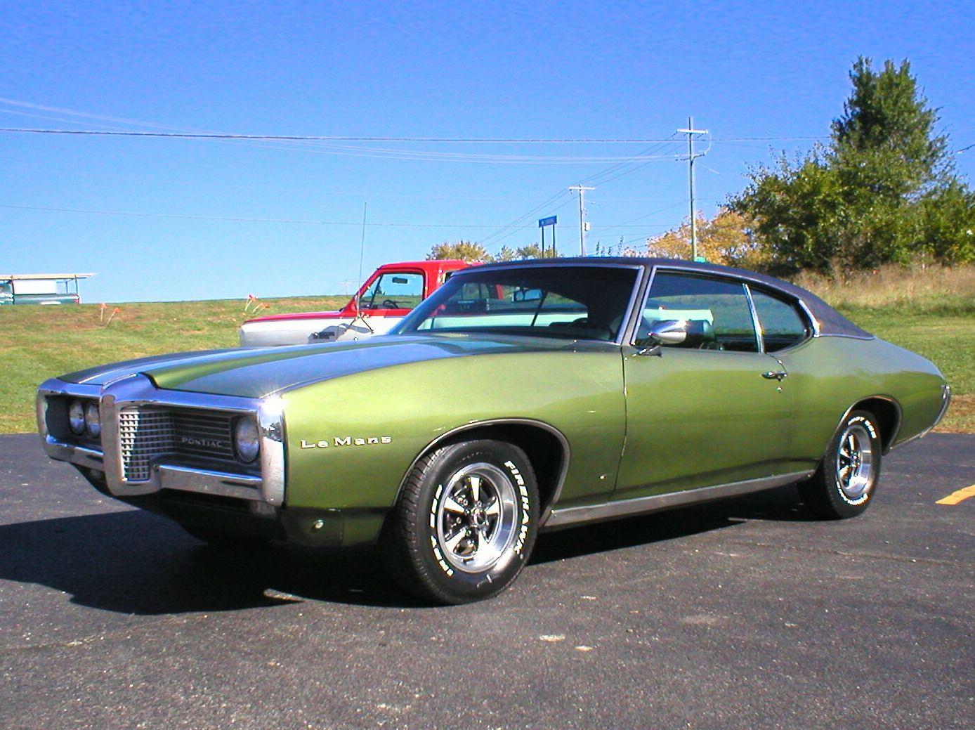 1969 Pontiac Lemans Images 1969 Pontiac Lemans 7 500 Pontiac Lemans American Classic Cars Old Muscle Cars