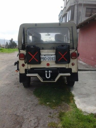 Aro Carpati Jeep Clasico Jeep 4x4 Vehicles