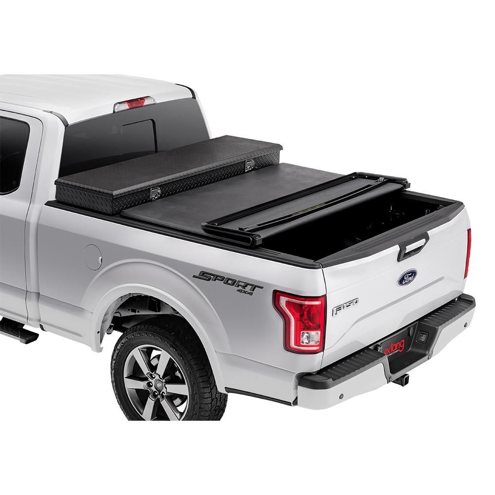 Extang Trifecta Toolbox 2 0 Tonneau Cover 17 19 Nissan Titan 8 2 Bed W Out Utili Track System 93972 The Home Depot Tonneau Cover Truck Bed Covers Truck Covers