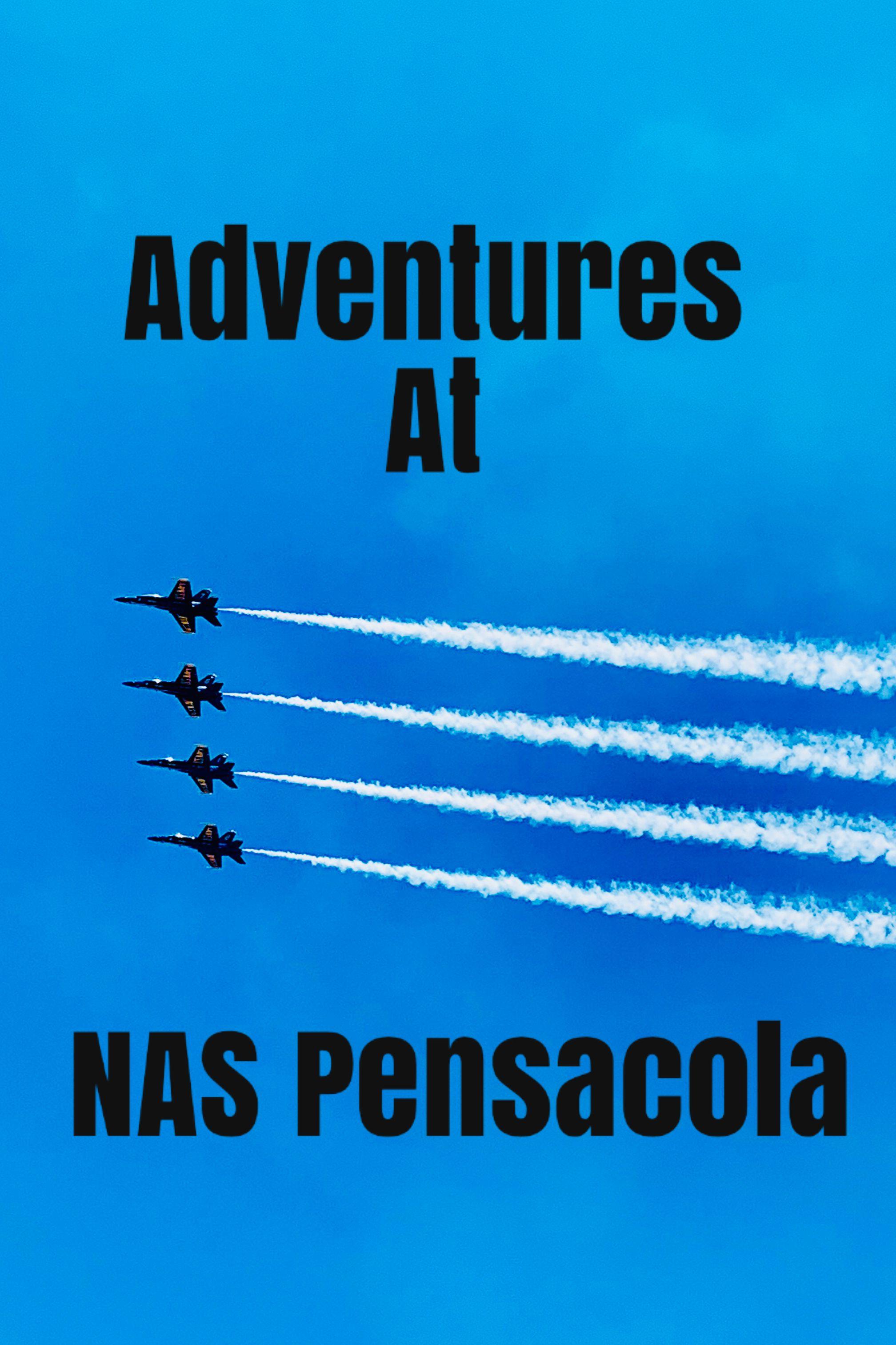 Adventures at NAS Pensacola Coast guard stations