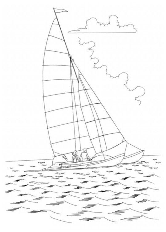 ausmalbilder für kinder schiffe 2  ausmalen ausmalbilder