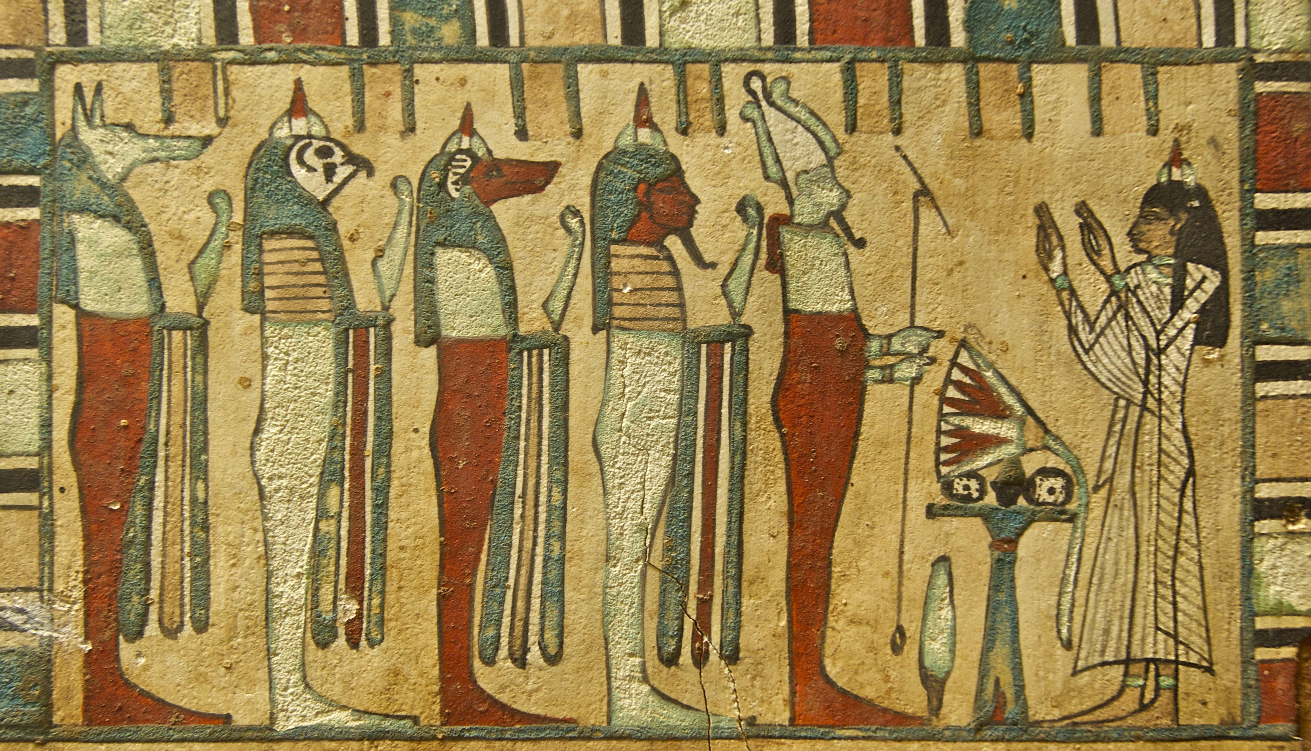 Osiris four sons | Explore Ancient Egypt | Pinterest | Sons, Ancient ...