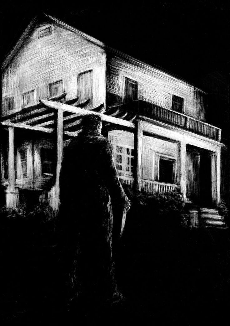 Michael Myers • Halloween in 2019 Halloween film