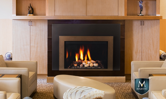 modern natural gas fireplace inserts for the home pellet stove rh pinterest co uk