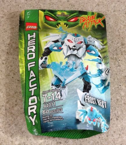Details About Lego Hero Factory Frost Beast My Ebay Store Hero