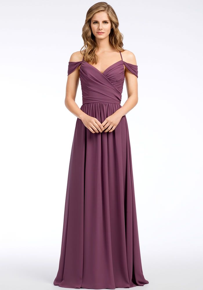 Beautiful Mauve And Lilac Bridesmaids Dresses | Lilac bridesmaid ...