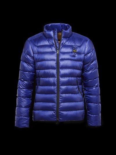 A seasonal must have. This ultra light down jacket is made