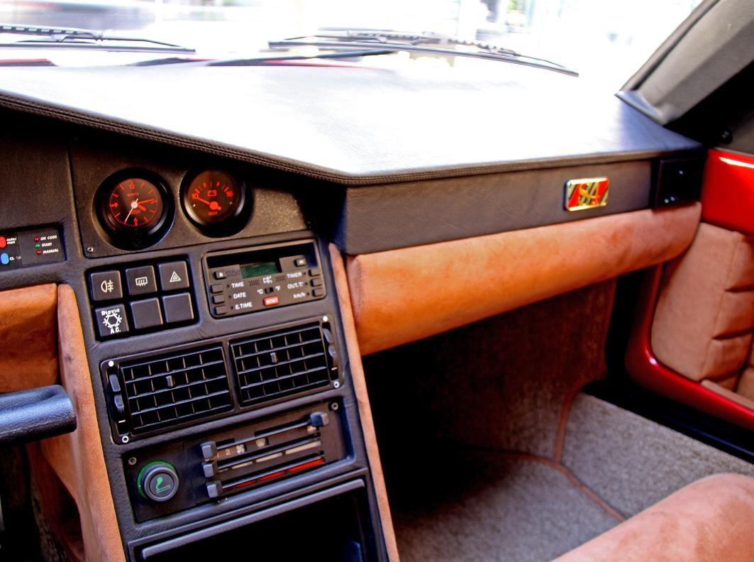 Lancia Delta S4 Stradale, interior | Lancia | Pinterest