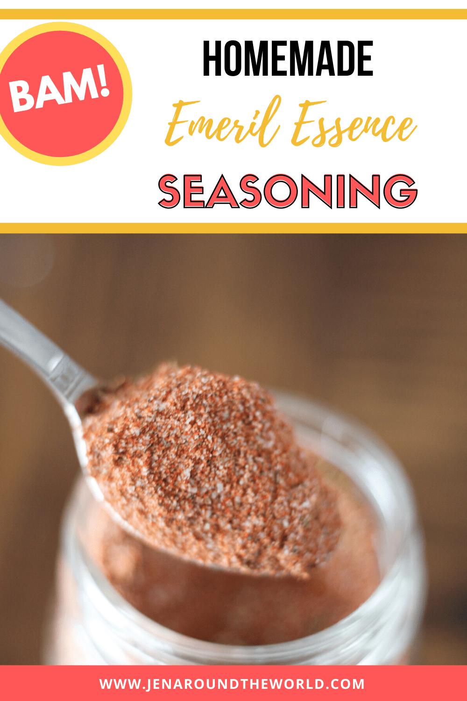 Emeril Essence Seasoning Recipe in 2020 Seasoning