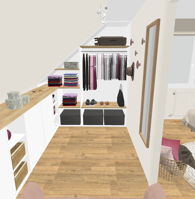 Photo of #schlafzimmer Kundenprojekt ein beruhigender räumlich skandinavischen Stil Sonia, #beruhigender #ChambrePa… – Schlafzimmer