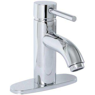 premier faucet essen single hole bathroom faucet with drain assembly rh pinterest com