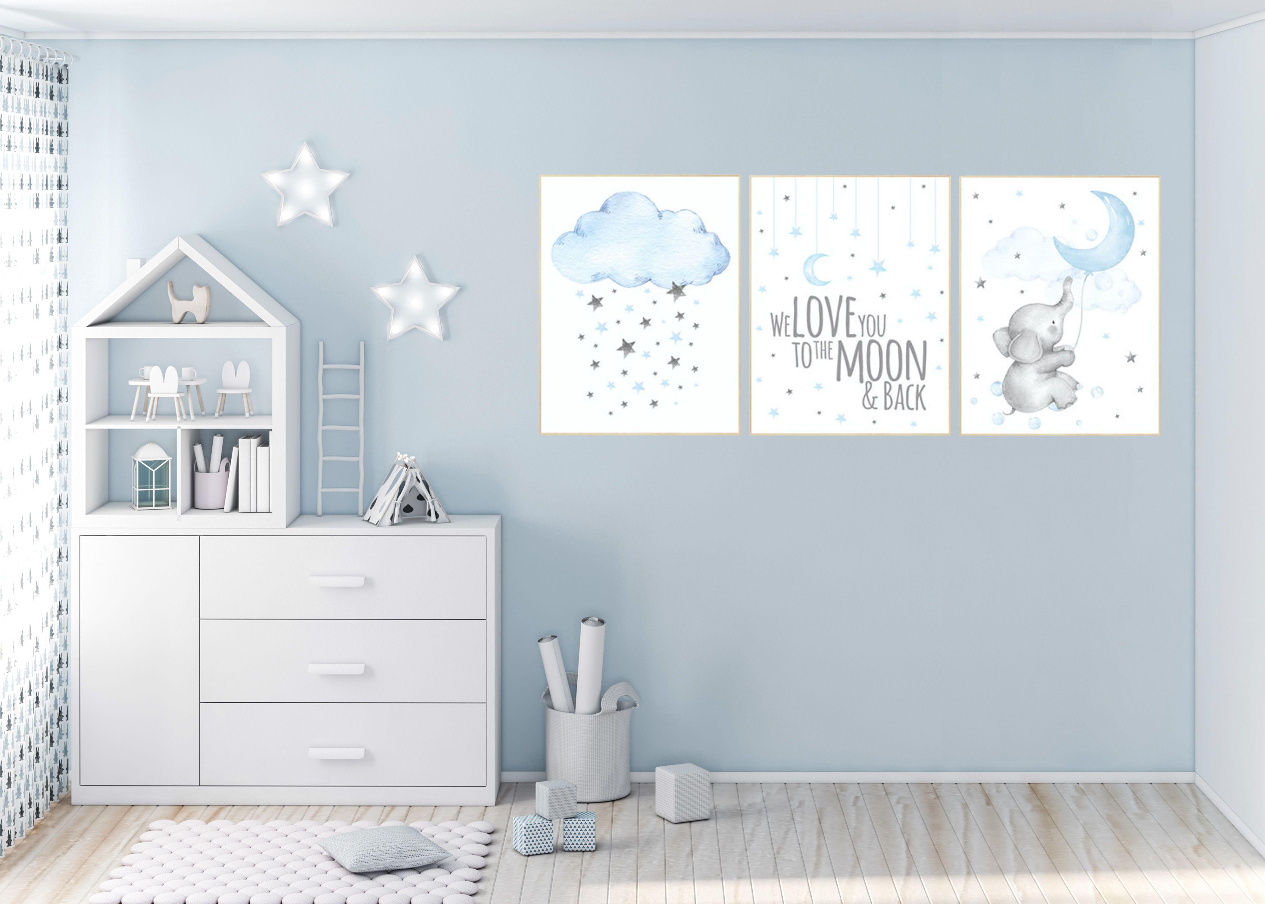 43++ Baby boy room wall decor information