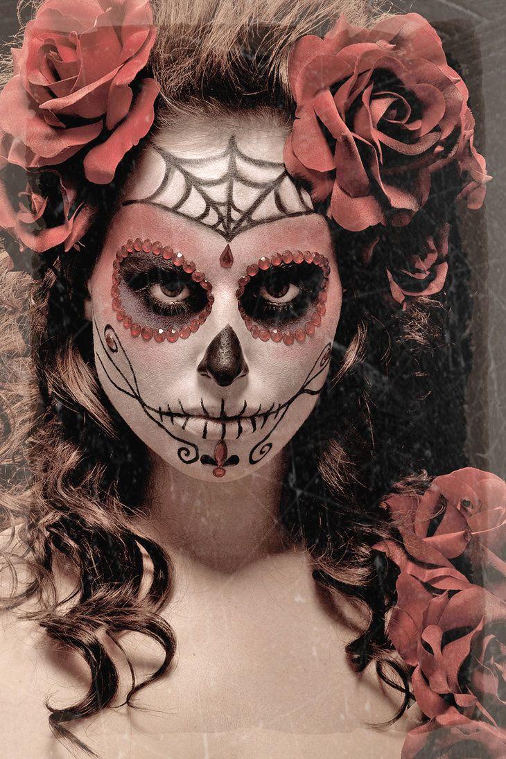 dia de los muertos costume - Google Search