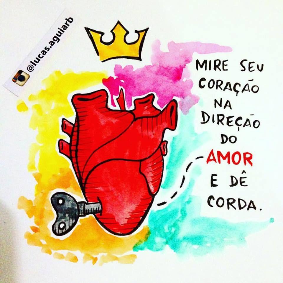 Mire seu coração