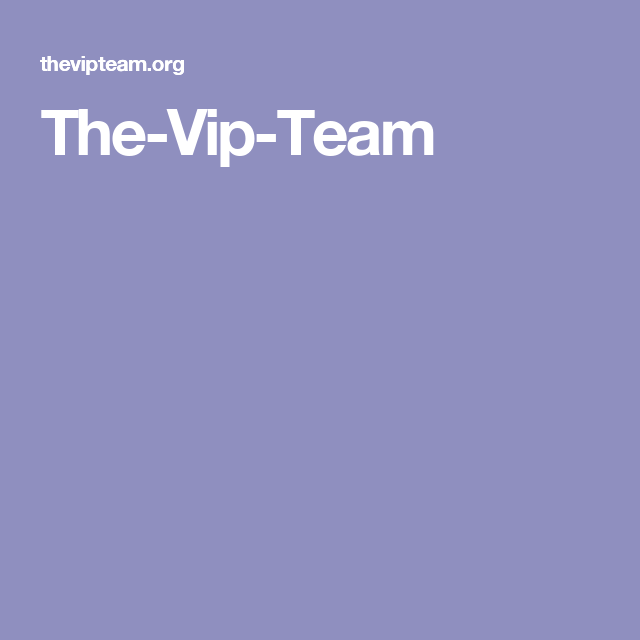 The-Vip-Team