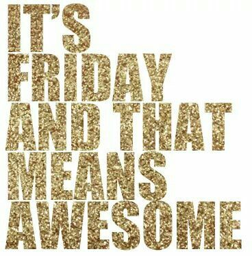 #Friday #Awesome