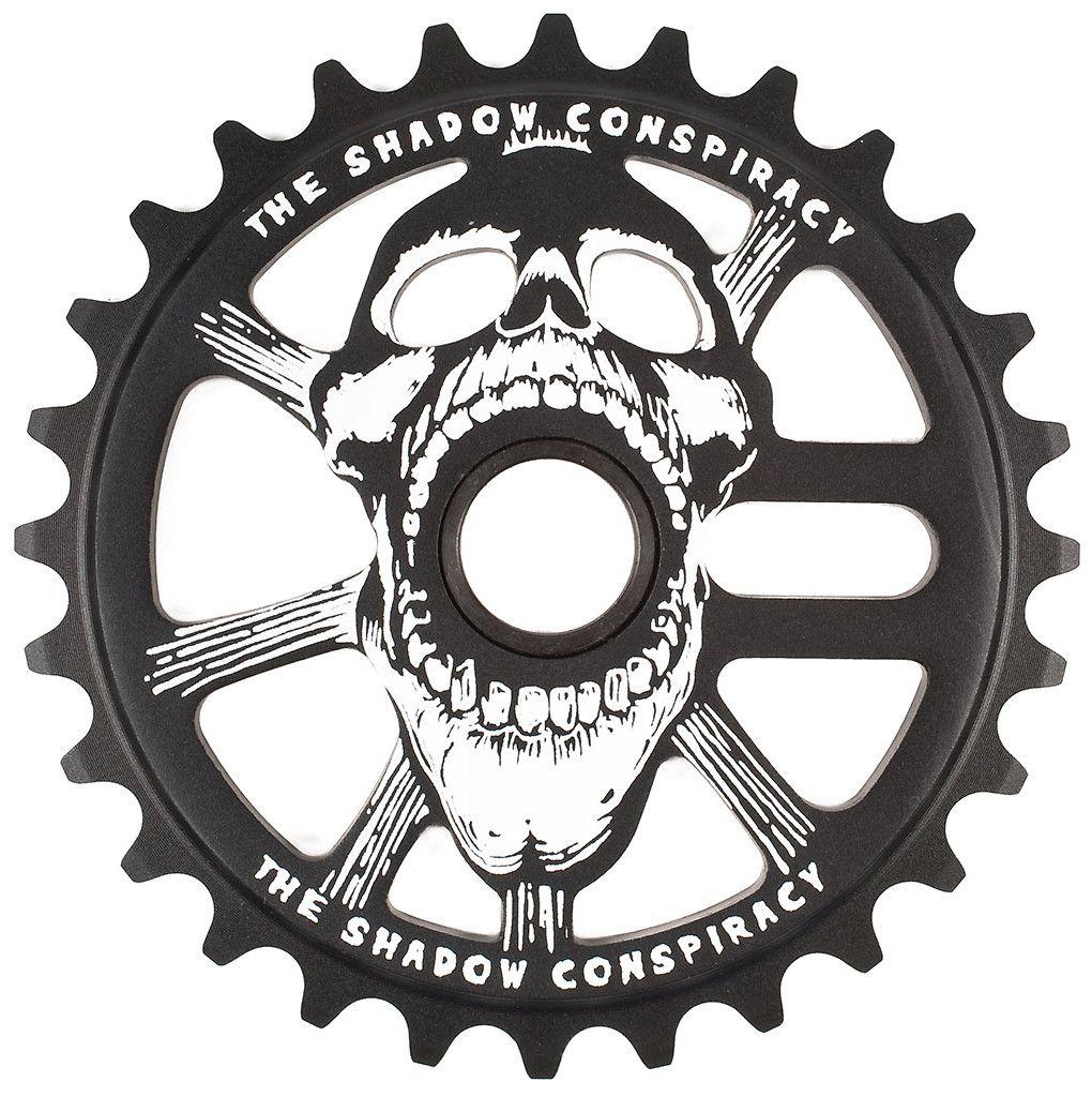 Shadow Conspiracy Scream Sprocket Bmx Bikes Bike Art Bike Tattoos