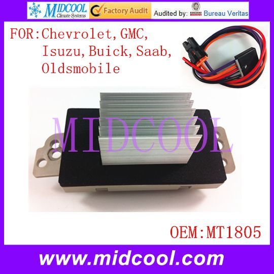 new blower motor resistor use oe no mt1805 for chevrolet gmc isuzu rh pinterest co uk  blower motor resistor for a 2004 chrysler pacifica