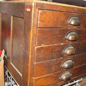 Vintage Flat File Cabinet Wood & Vintage Flat File Cabinet Wood | http://baztabaf.com | Pinterest ...