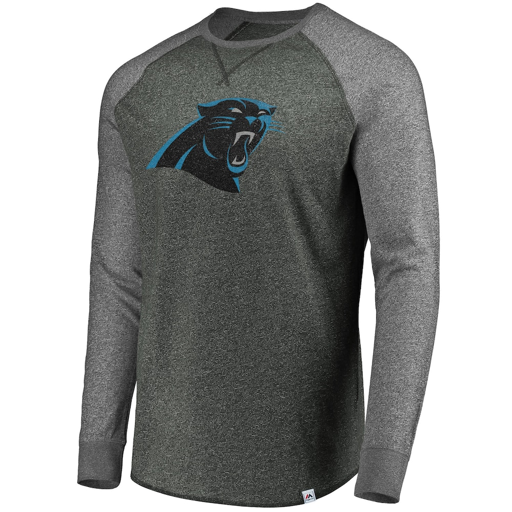 los angeles 0d891 b2776 Big & Tall Carolina Panthers Static Tee, Grey (Charcoal ...